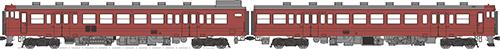 ※新製品 1月発売※国鉄キハ47首都圏色-500番代 動力付・1500番代 動力なしセット【トラムウェイ・TW47-5R-MTS】「鉄道模型 HOゲージ」