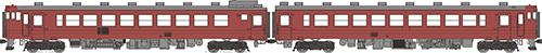 国鉄キハ48首都圏色-500番代 動力付・1500番代 動力なしセット【トラムウェイ・TW48-5R-MTS】「鉄道模型 HOゲージ」