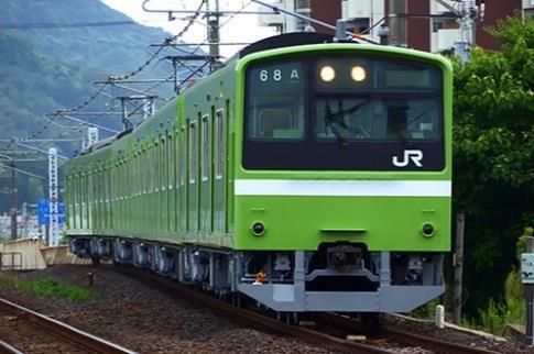 JR201系体質改善車(おおさか東線 床下グレー)6両編成セット(動力付き)【グリーンマックス・30947】「鉄道模型 Nゲージ」