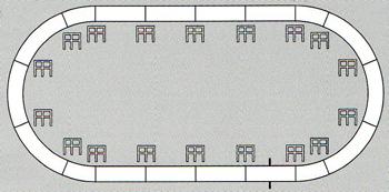 V13 複線高架線路セット【KATO・20-872】「鉄道模型 Nゲージ カトー」