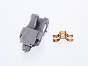 密連形TNカプラー(前頭連結器カバーなし)【TOMIX・JC42】「鉄道模型 Nゲージ トミックス オプションパーツ」