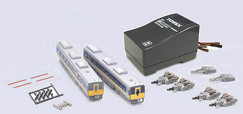 TCS車載カメラシステムセット(キハ187形)【TOMIX・5591】「鉄道模型 Nゲージ トミックス」