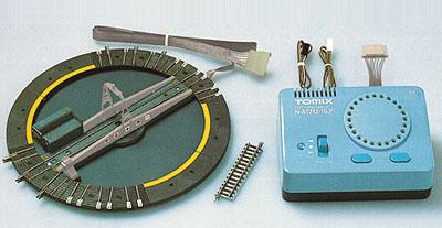 TCS電動ターンテーブルll N-AT212-15【TOMIX・1633】「鉄道模型 Nゲージ トミックス」