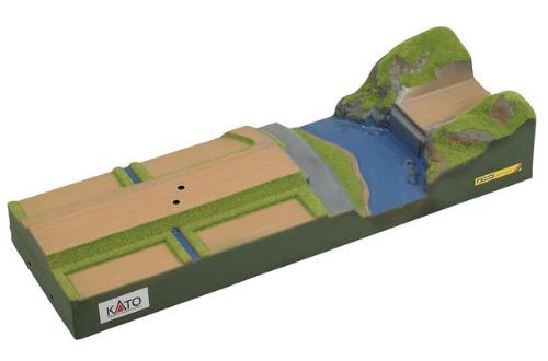 モジュールベース900A【KATO・24-061】「鉄道模型 カトー レイアウト」