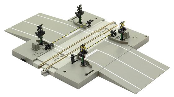自動踏切S 基本セット【KATO・20-652】「鉄道模型 Nゲージ カトー」