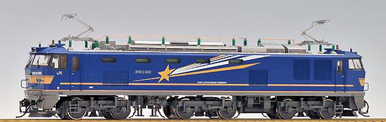 EF510-500形電気機関車(北斗星色・プレステージモデル)【TOMIX・HO-189】「鉄道模型 HOゲージ トミックス」