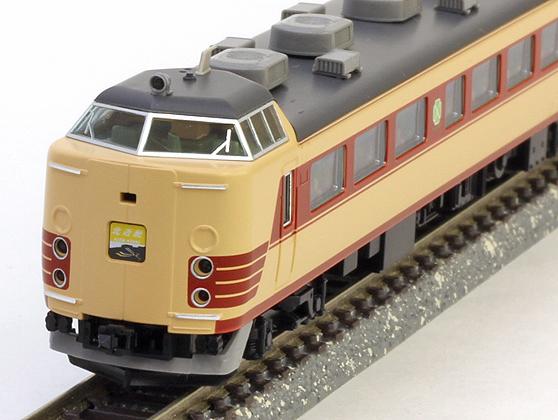 183・485系特急電車(北近畿)6両セット【TOMIX・92844】「鉄道模型 Nゲージ トミックス」