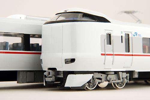 【真鍮製】JR西日本 287系 4両編成Bセット(完成品)【カツミ・KTM-181】「鉄道模型 HOゲージ 金属」
