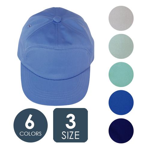 抜群の洗濯耐久性 速乾性にも優れ、ソフトな肌触りも魅力 キャップ 帽子 【サイズ調節可/アジャスター付き】 TC10