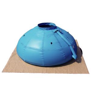 ウォータータンク 1000L(リットル)用 グランドシート付 非常用給水 飲料水容器 防災 備蓄