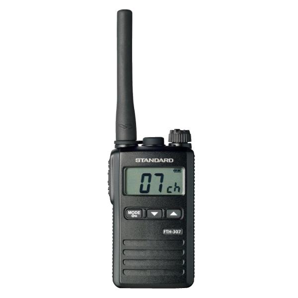 防災用品 本部用品 横浜無線 特定小電力無線 FTH-307 備蓄 災害用 無線機