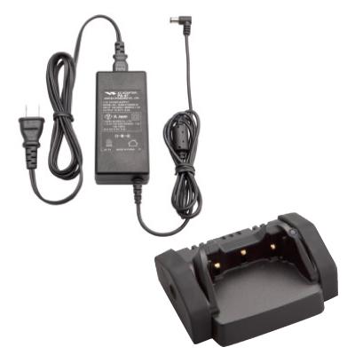 防災用品 本部用品 アイト-ク 無線機VX582UCAT用 充電器CD-51・ACアダプターPA-47セット 備蓄 災害用 無線機