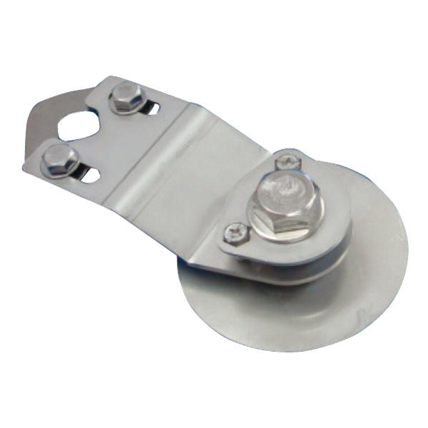 転倒・移動防止 リンテック21 透析機械装置ストッパー MRO-001 2個入り