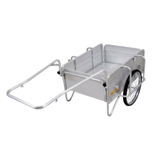 防災用品 本部用品 折畳式リヤカー PHC-130 備蓄 災害用