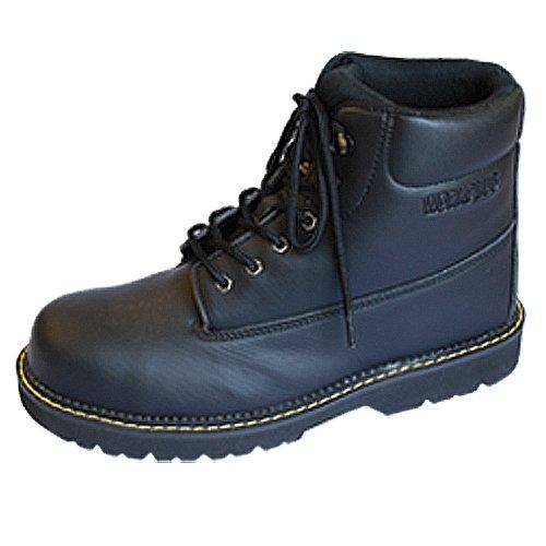 先芯入作業靴 ワークプラス MPW-20 ブラック 24.0~28.0・29.0(EEE)
