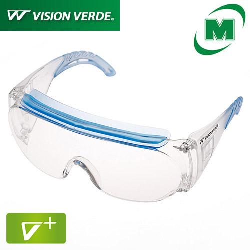 JIS 規格 ANSI規格合格品 確かな品質の証JISマーク付きのビジョンベルデ曇らない効果あり 防曇 ミドリ安全 保護メガネ ビジョンベルデ VS301F 当店一番人気 マスクをしても安心のくもり止めレンズ搭載 オーバーグラス メガネの上から》両面曇り止め 防塵性能を高めるひさし付《めがね併用可 花粉対策にも 即納送料無料! 花粉メガネ 両面防曇 nn03