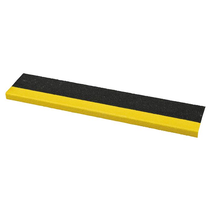 階段用滑り止めカバー SVC-7615TR 鉄板 黄/黒