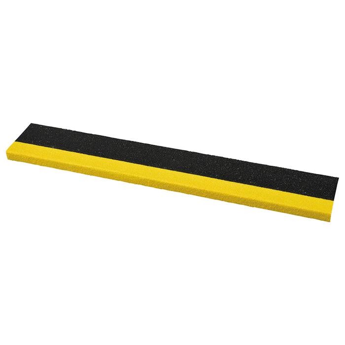 階段用滑り止めカバー SVC-9115TR グレーチング 黄/黒