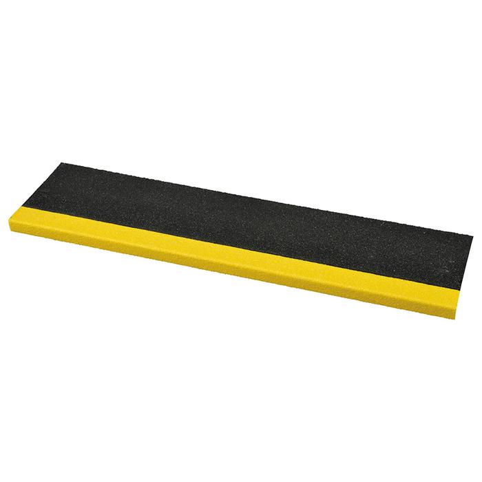 階段用滑り止めカバー SVC-9122TR 鉄板 黄/黒