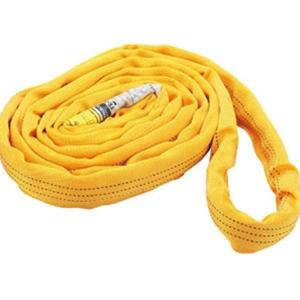 トラスコ中山 TRUSCO 物流保管用品 吊りクランプ・吊りベルト スリングベルト ラウンドスリング(JIS規格品) 3.2t×2.5m TRJ3225