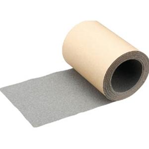 トラスコ中山 TRUSCO 作業用品 テープ製品 すべり止めテープ ノンスリップテ-プ 150mm×10m 黒 TNS15010BK