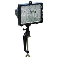 【防災対策 ライト】 ハロゲン投光器 KNH-305DP 300W 110V コード5m付