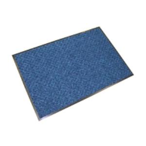 清掃用品 マット 玄関内側用マット 876-31 コバルトブルー 900×1200mm