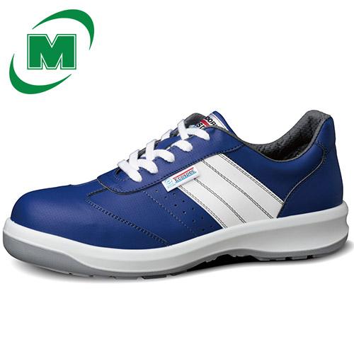 静電安全靴 ミドリ安全 エコマーク認定品 3D成形 静電安全靴 ESG3890eco 静電 ブルー [静電靴 静電安全靴 静電気防止 静電気除去 帯電防止] 日本製