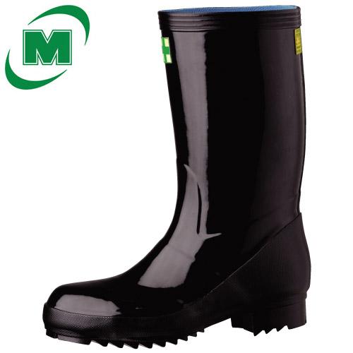 安全長靴 ミドリ安全 先芯入り 921T ブラック