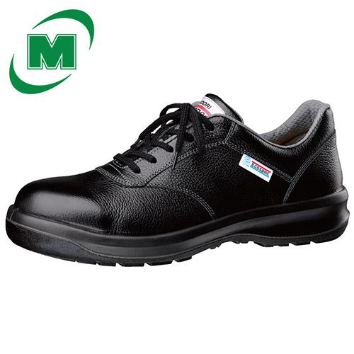 【大きいサイズ】エコマーク認定 静電安全靴 ミドリ安全 エコスペック ESG3211 eco 静電 ブラック [静電靴 静電安全靴 静電気防止 静電気除去 帯電防止]
