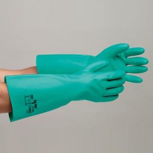 使い捨て手袋 ニトリル製手袋 厚手 【20双入】 ソルベックス NO.37-165 ディスポ手袋 ニトリル手袋 グローブ 作業手袋 作業用手袋 20双入