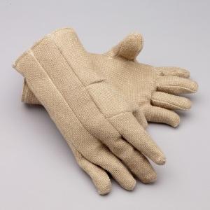 耐熱手袋 東栄 ゼテックスプラスTM (5本指) 35cm グローブ 作業手袋 作業用手袋