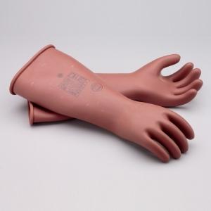 高圧用ゴム手袋 ミドリ安全 耐電ゴム手袋 グローブ 作業手袋 作業用手袋 [小/中/大/特大]