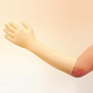 使い捨て手袋 天然ゴム製手袋 【1000枚入】 【40cmのロングサイズ】 NO.336 スーパーロング 1000枚入(50枚×20袋) 粉なし ディスポ手袋 グローブ 作業手袋 作業用手袋