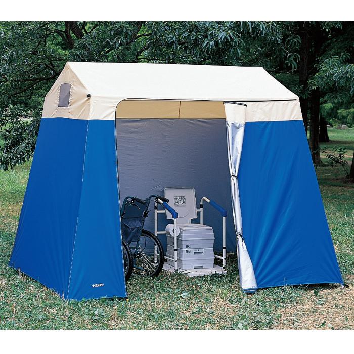 防災用品 テント イーストアイ 生活用品 備蓄 災害用 トイレ用テント パーソナルテントLタイプ