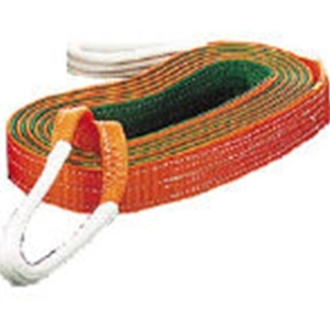 トラスコ中山 TRUSCO 物流保管用品 吊りクランプ・吊りベルト スリングベルト ベルトスリング 50mm×7.0m G5070