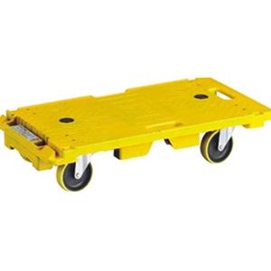 トラスコ中山 TRUSCO 物流保管用品 運搬台車 静電気対策運搬車 マルチキャリー 帯電防止連結くん 680x390 MP6839EU100