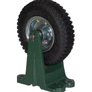 トラスコ中山 TRUSCO 物流保管用品 運搬台車 工場・倉庫用運搬車 鋼鉄製運搬車用空気タイヤ 鋳物金具固定Φ223(2.50-4) OARK223
