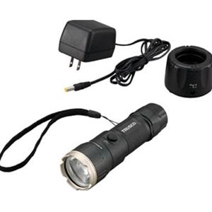 トラスコ中山 TRUSCO オフィス住設用品 照明用品 懐中電灯 アルミLEDライト充電式 TAT70C1N