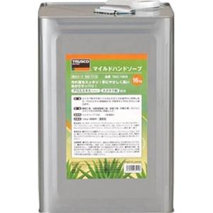 オフィス住設用品 清掃用品 ハンドソープ マイルドハンドソープ 16L 詰替 TAC160S