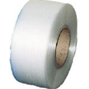 トラスコ中山 TRUSCO 作業用品 梱包結束用品 PPバンド 自動梱包器用PPバンド15.5×2500 透明 GPP155TM
