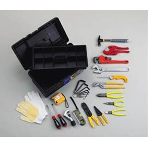 トラスコ中山 TRUSCO 作業用品 手作業工具 工具セット 配管工具セット TRH18