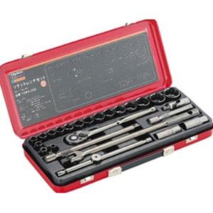 トラスコ中山 TRUSCO 作業用品 手作業工具 ソケットレンチ ソケットレンチセット(差 TSW425S