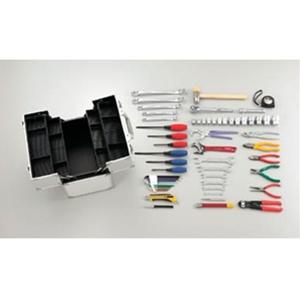 トラスコ中山 TRUSCO 作業用品 手作業工具 工具セット ピカイチ産業用機械工具セット PKS1