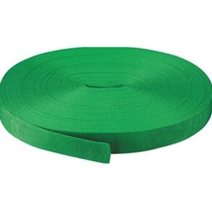 トラスコ中山 TRUSCO 作業用品 梱包結束用品 結束バンド PPベルト30mm×50m 緑 PPB3050GN