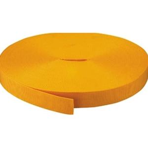トラスコ中山 TRUSCO 作業用品 梱包結束用品 結束バンド PPベルト30mm×50m 黄 PPB3050Y