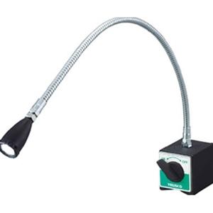 トラスコ中山 TRUSCO 生産加工用品 マグネット用品 マグネットスタンド LEDフレキシブルライト 全高500mm TML5001