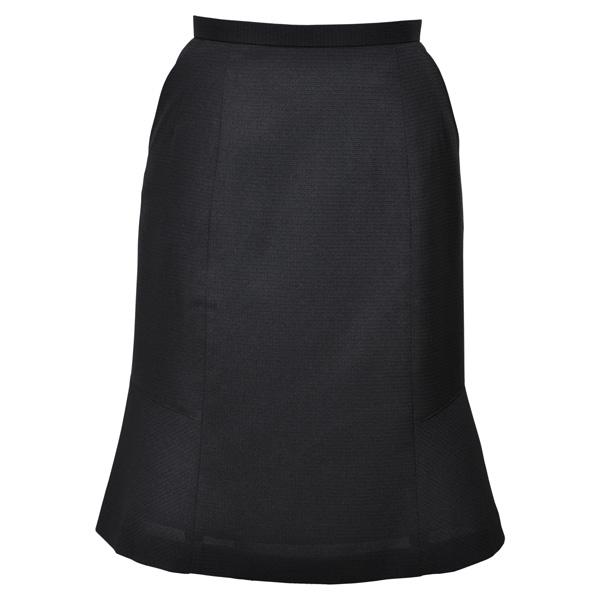 レディース スカート オフィスユニフォーム 事務服 [セロリー] SELERY cressai スカート 15610 ブラック 21・23号 仕事着