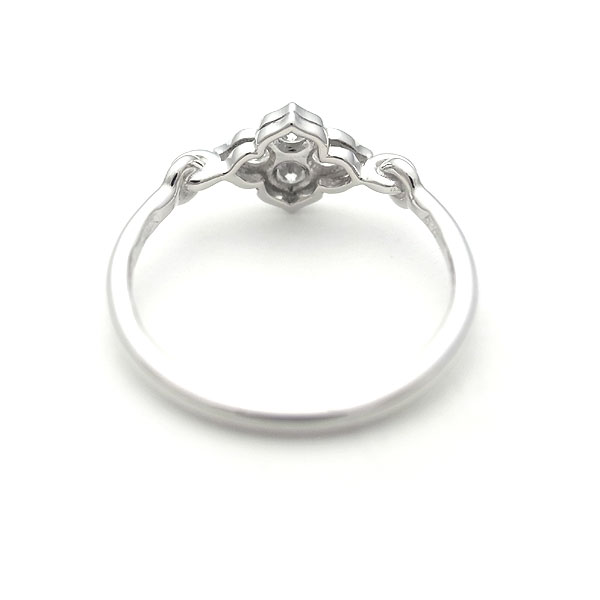 Cartier Lotus ring (Hindu ring)