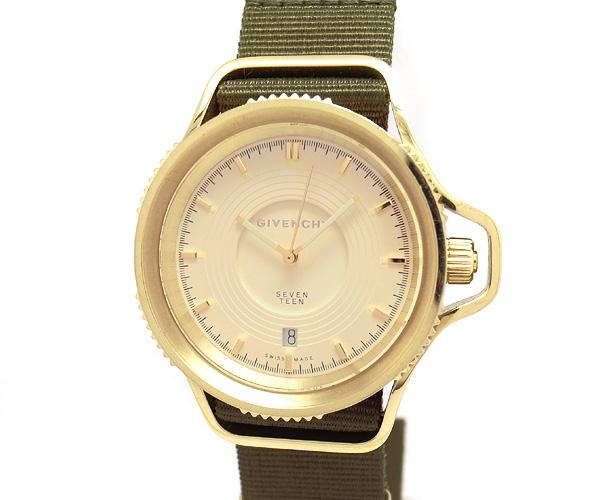 【緑屋質屋】GIVENCHY(ジバンシー) セブンティーンウォッチ(Seventeen Watch) GY100181S02【中古】【smtb-s】